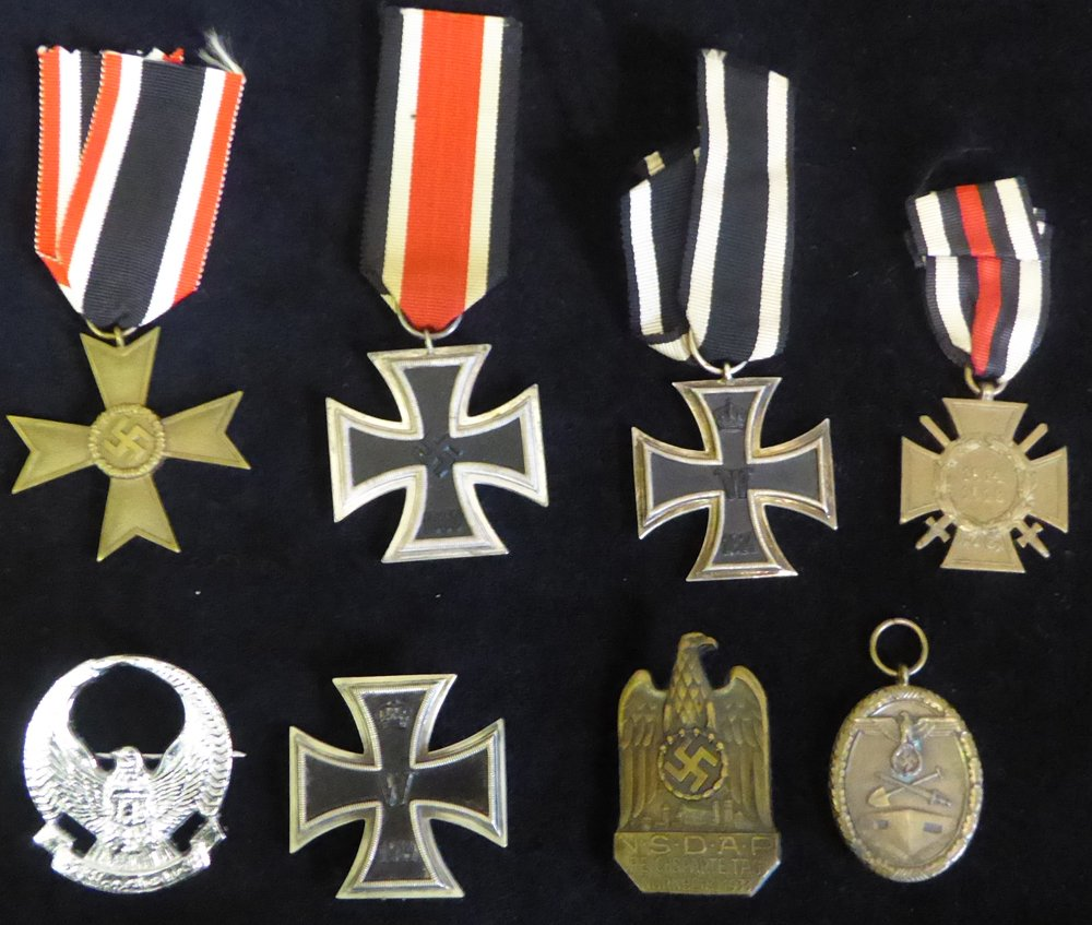 Coin auctions by Corbitt Stamps  Coin auction 39  German Medals