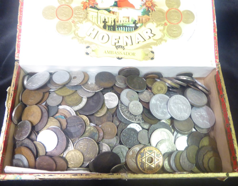 Coin auctions by Corbitt Stamps  Coin auction 40  Foreign