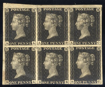 Stamp auctions by Corbitt Stamps  Stamp auction 138  1840