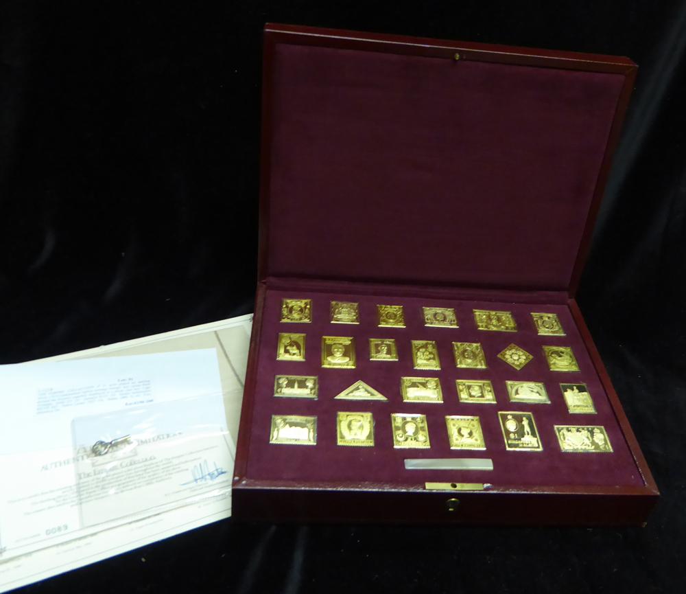 puc gold stamp replica