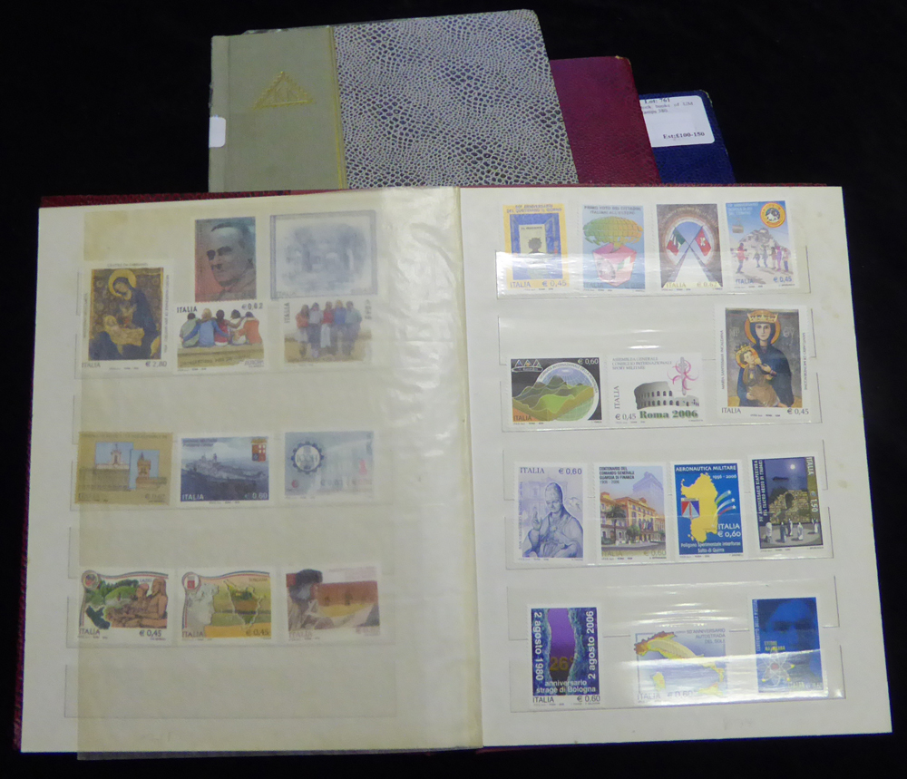 Stamp Auctions By Corbitt Stamps. Stamp Auction 149. Italy