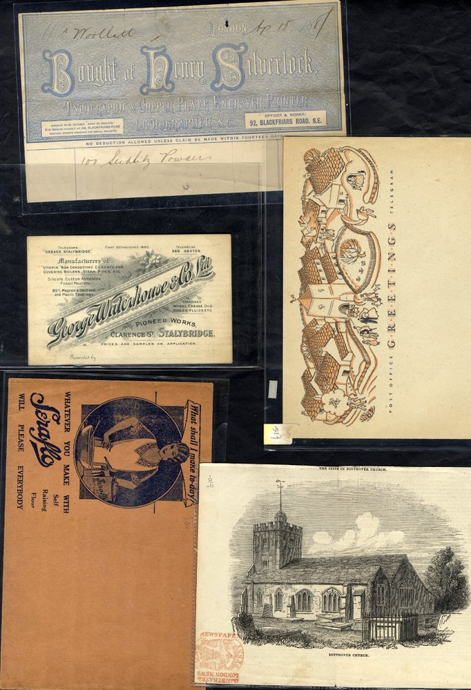 Stamp auctions by Corbitt Stamps  Stamp auction 156  Postal