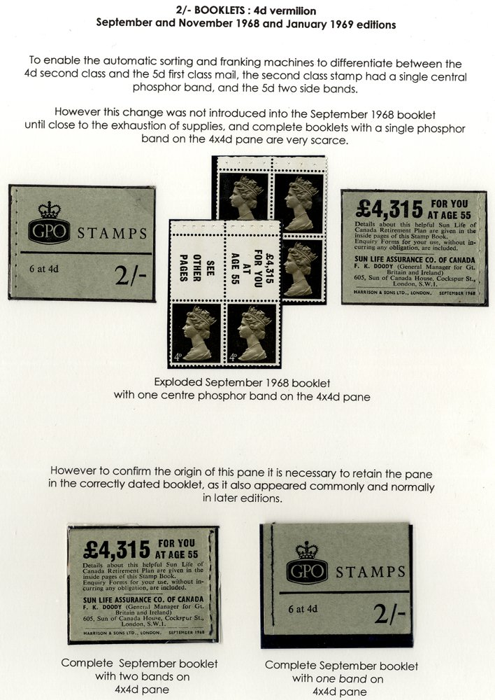Stamp Auction - TONY WALKER COLLECTION - Sale #156 , lot 1891