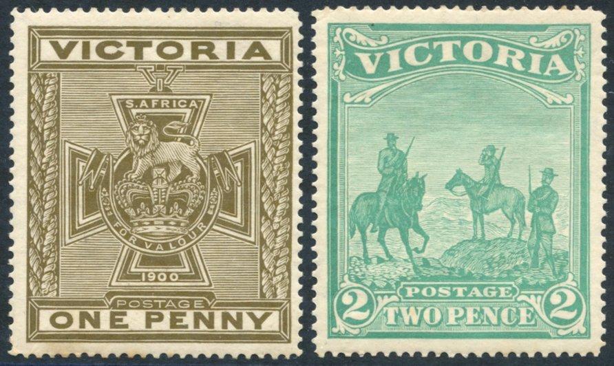 Stamp Auction World Stamps Australia Sale 158 Lot 269