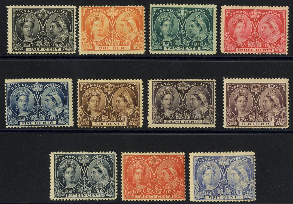Stamp Auction - Canada - Sale #159, lot 411