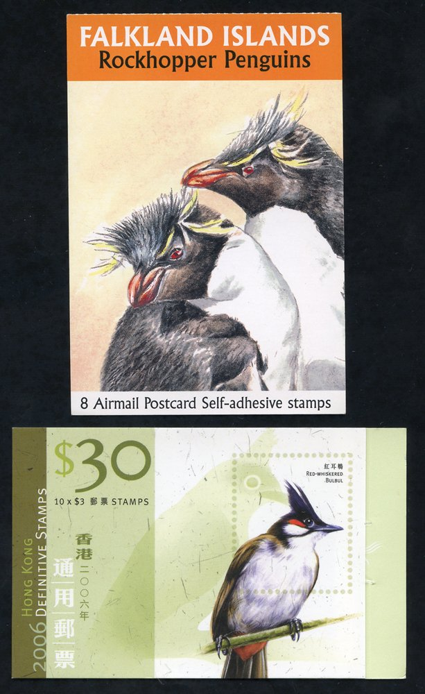 Lot 188 - thematics birds -  Corbitts Sale #160