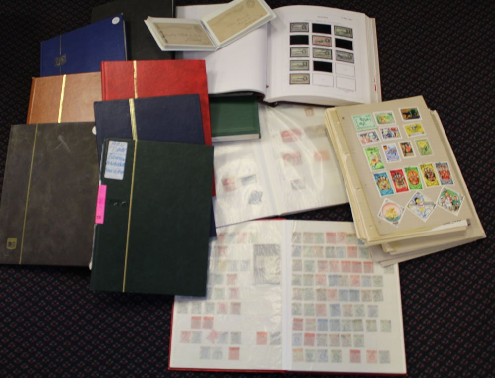 Lot 112 - MIXED LOTS & ACCUMULATIONS MIXED LOTS & ACCUMULATIONS -  Corbitts Sale #161