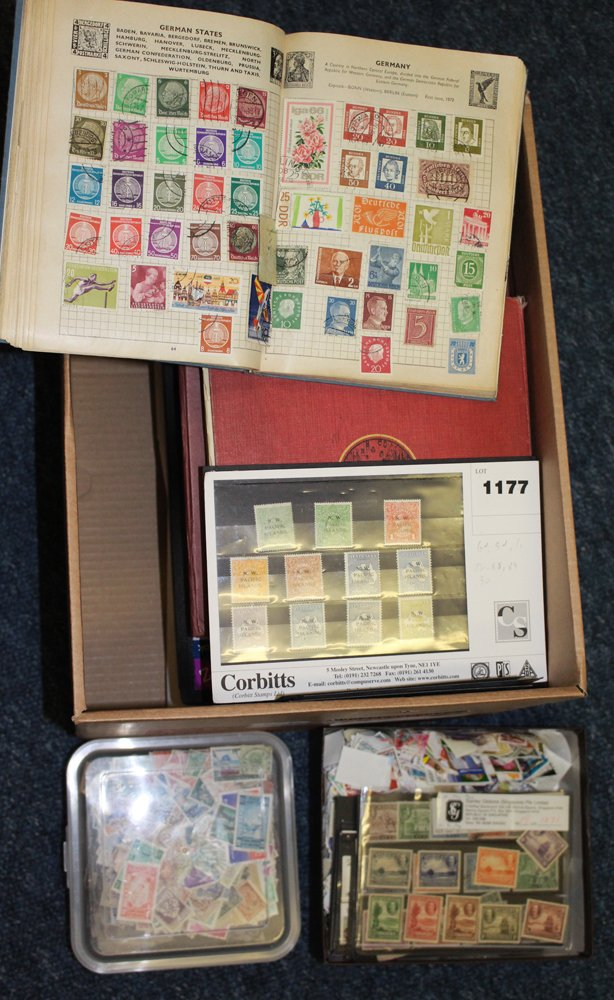 Lot 120 - MIXED LOTS & ACCUMULATIONS MIXED LOTS & ACCUMULATIONS -  Corbitts Sale #161