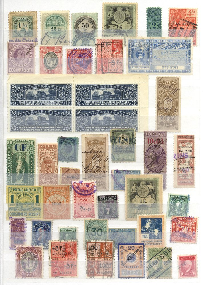 Lot 122 - MIXED LOTS & ACCUMULATIONS MIXED LOTS & ACCUMULATIONS -  Corbitts Sale #161