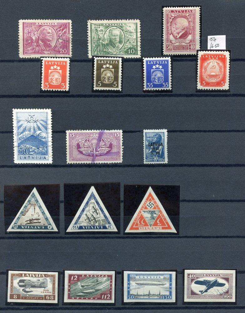 Lot 123 - MIXED LOTS & ACCUMULATIONS MIXED LOTS & ACCUMULATIONS -  Corbitts Sale #161
