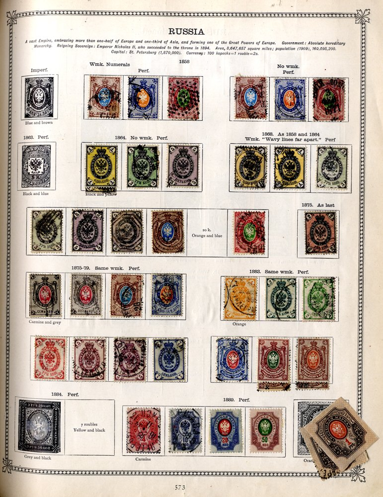 Lot 105 - MIXED LOTS & ACCUMULATIONS MIXED LOTS & ACCUMULATIONS -  Corbitts Sale #162