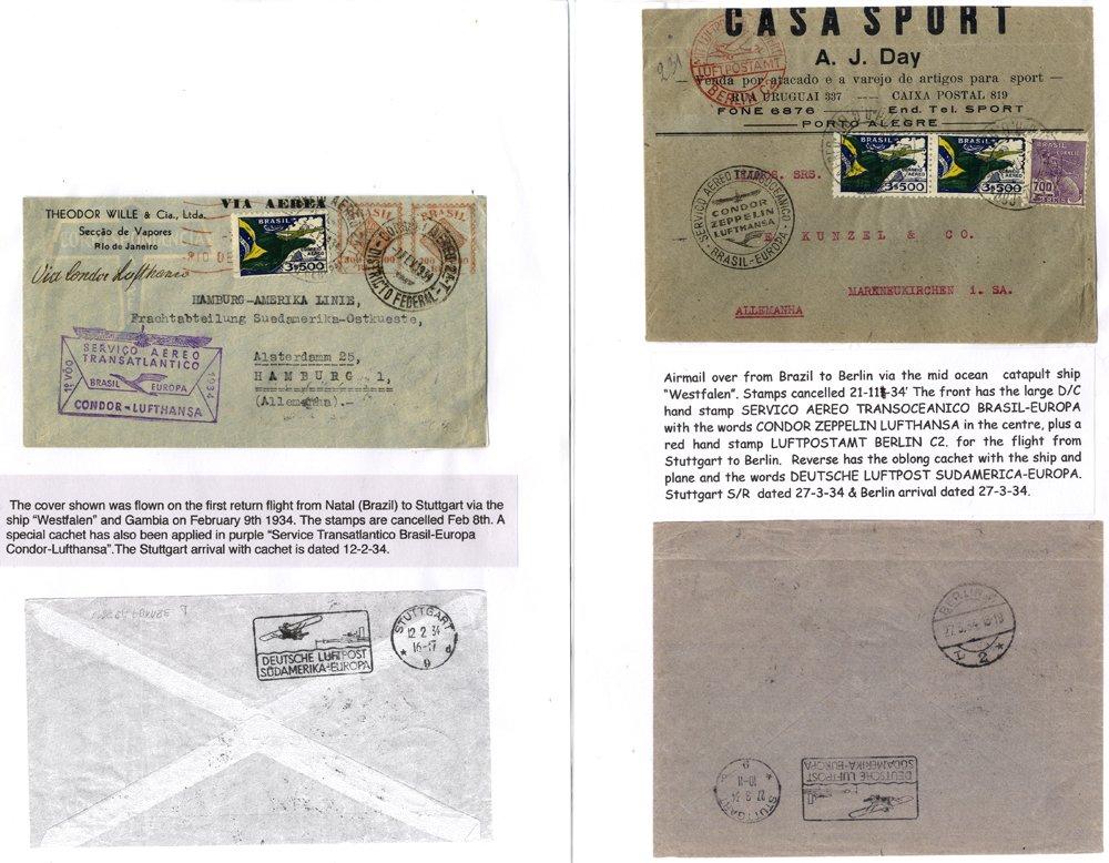 Lot 274 - world postal history world postal history -  Corbitts Sale #162