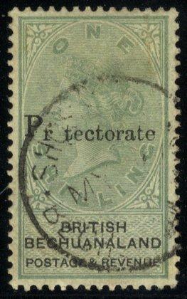 Lot 461 - World Stamps british bechuanaland -  Corbitts Sale #162
