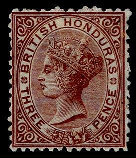 Lot 467 - World Stamps british honduras -  Corbitts Sale #162
