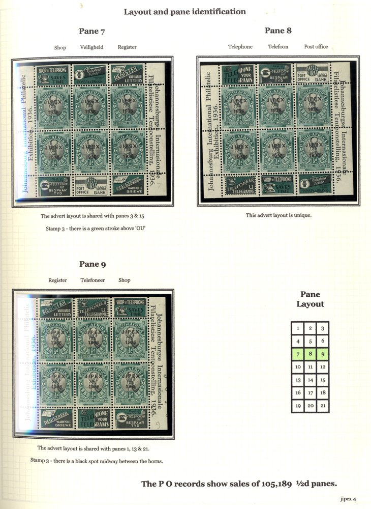 Lot 1146 - World Stamps south africa -  Corbitts Sale #162
