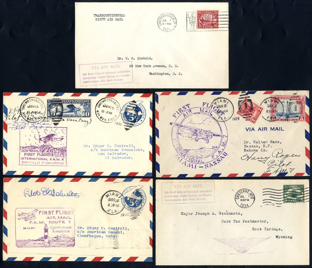 Lot 1292 - World Stamps United States of America -  Corbitts Sale #162