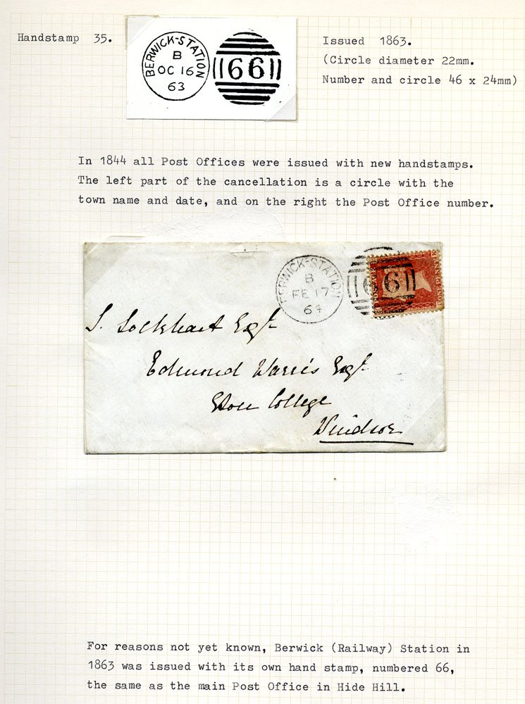 Lot 1402 - Great Britain postal history -  Corbitts Sale #162