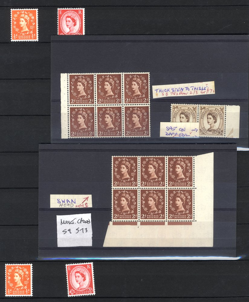 Lot 1698 - Great Britain qeii -  Corbitts Sale #162