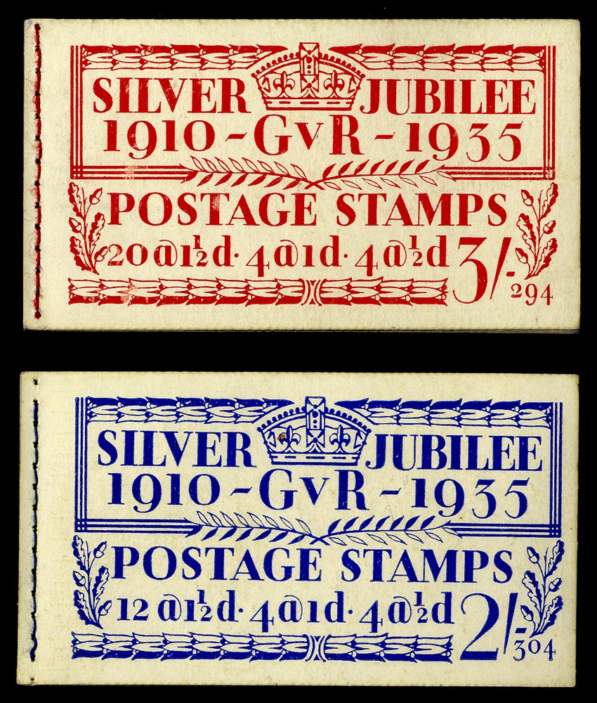 Lot 1724 - Great Britain stamp booklets -  Corbitts Sale #162
