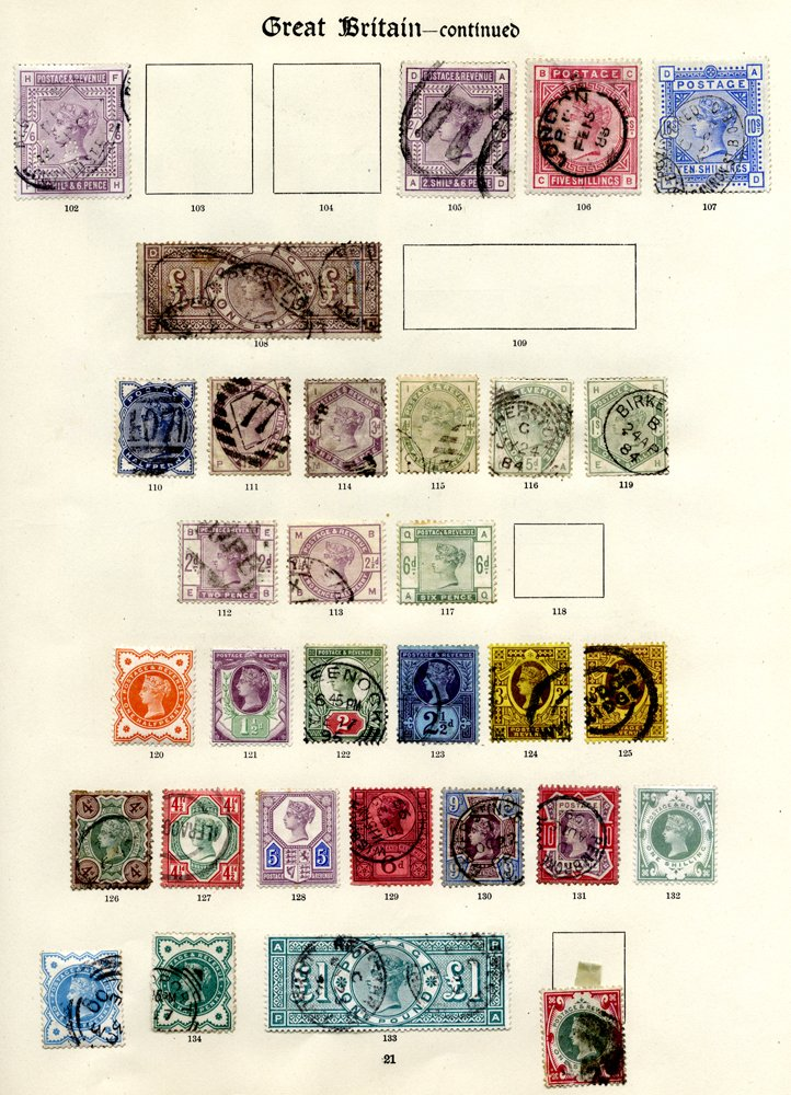Lot 53 - MIXED LOTS & ACCUMULATIONS  -  Corbitts Sale #163 - Day 1