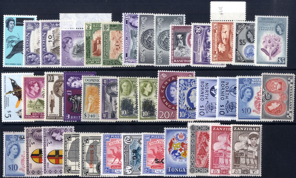 Lot 55 - MIXED LOTS & ACCUMULATIONS  -  Corbitts Sale #163 - Day 1