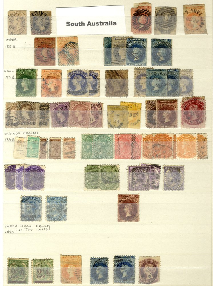 Lot 65 - MIXED LOTS & ACCUMULATIONS  -  Corbitts Sale #163 - Day 1