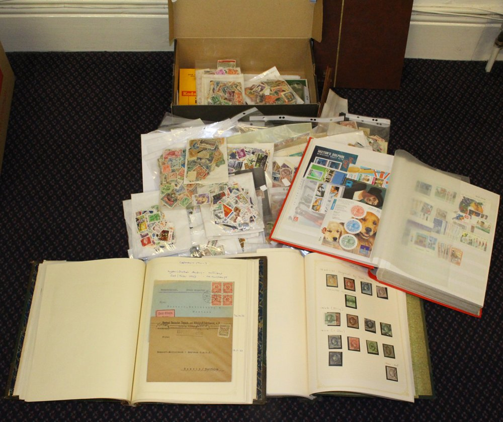 Lot 66 - MIXED LOTS & ACCUMULATIONS  -  Corbitts Sale #163 - Day 1