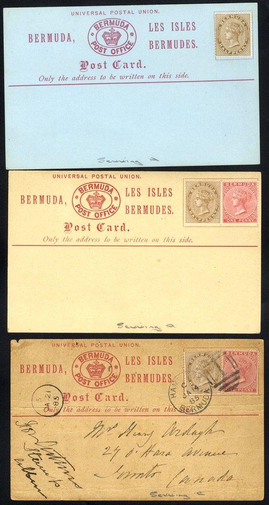 Lot 249 - Bermuda  -  Corbitts Sale #163 - Day 1
