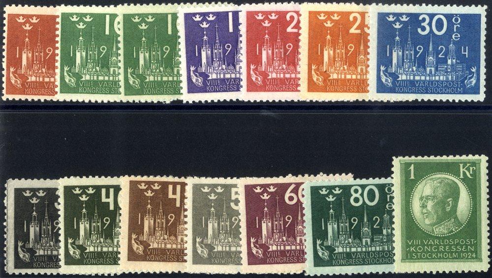 Lot 938 - Sweden  -  Corbitts Sale #163 - Day 1