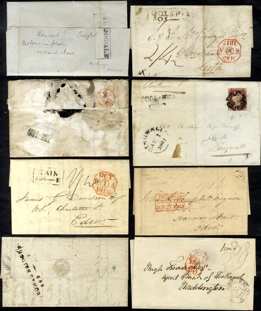 Lot 1568 - postal history  -  Corbitts Sale #163 - Day 2