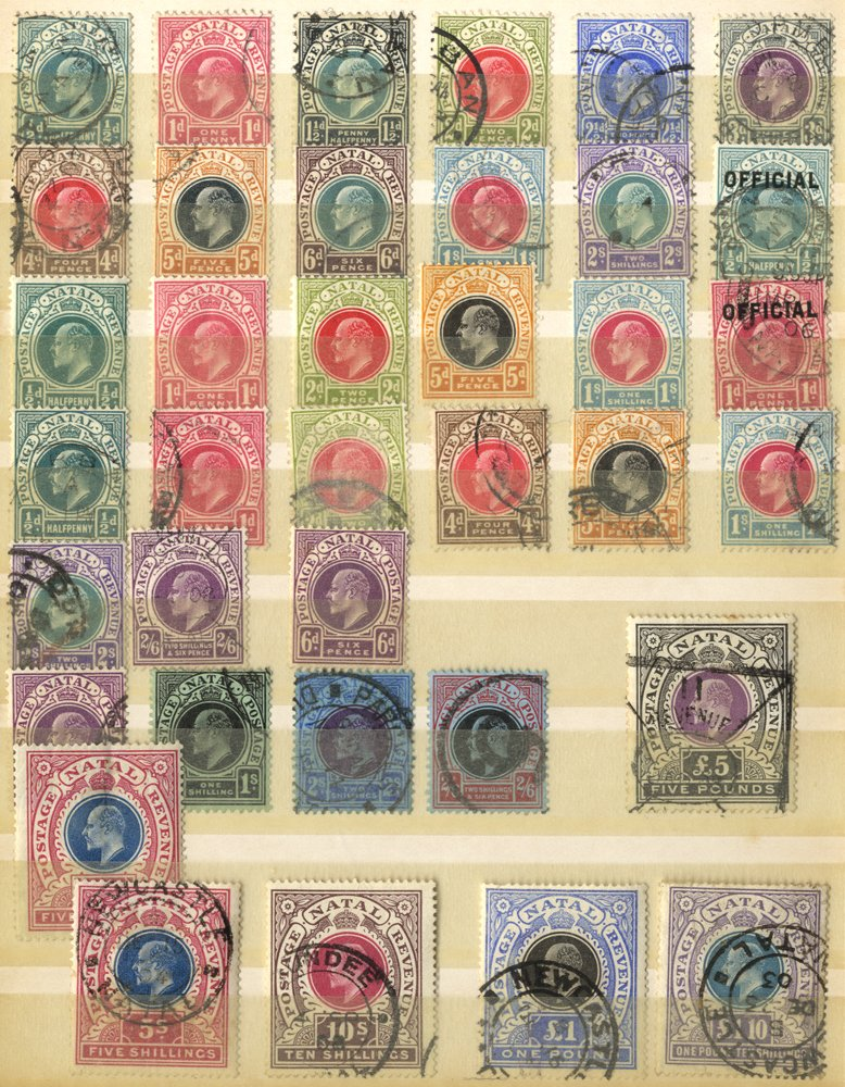 Lot 14 - MIXED LOTS & ACCUMULATIONS  -  Corbitts Sale #165