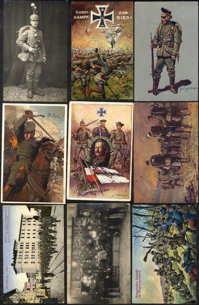 Lot 120 - subject cards  -  Corbitts Sale #165