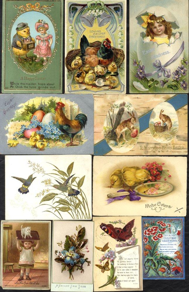 Lot 121 - subject cards  -  Corbitts Sale #165