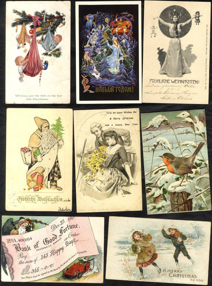 Lot 123 - subject cards  -  Corbitts Sale #165