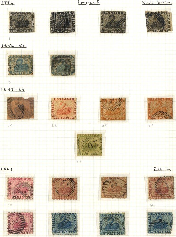 Lot 194 - Australia  -  Corbitts Sale #165
