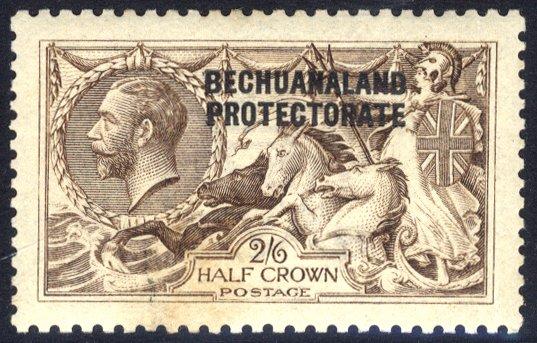 Lot 273 - british bechuanaland  -  Corbitts Sale #165