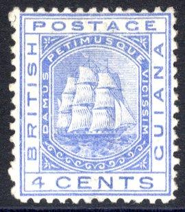 Lot 278 - british guiana  -  Corbitts Sale #165