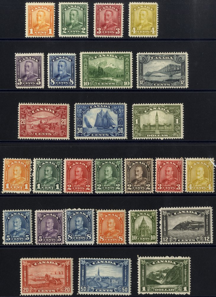 Lot 319 - Canada  -  Corbitts Sale #165