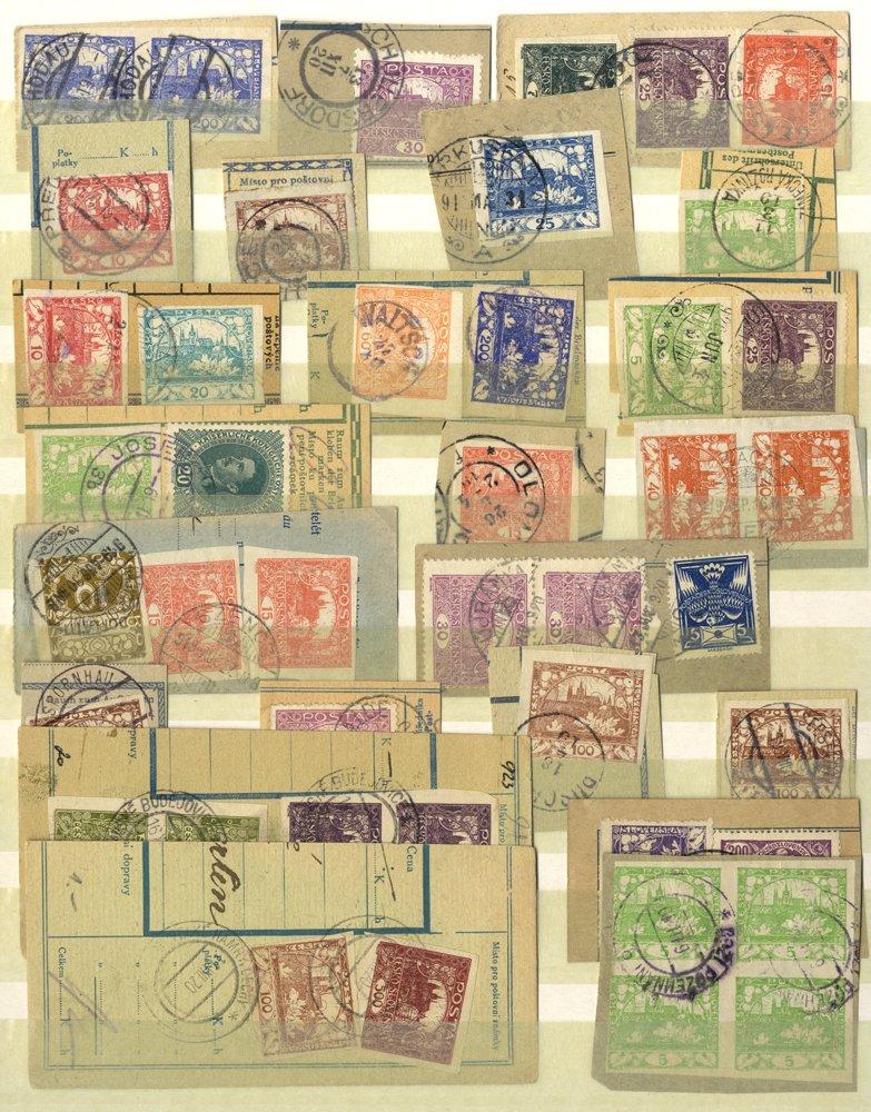 Lot 389 - Czechoslovakia  -  Corbitts Sale #165