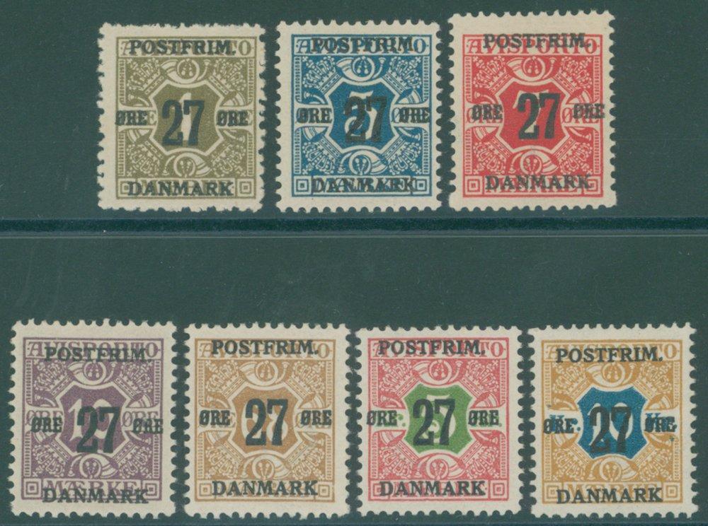Lot 400 - Denmark  -  Corbitts Sale #165