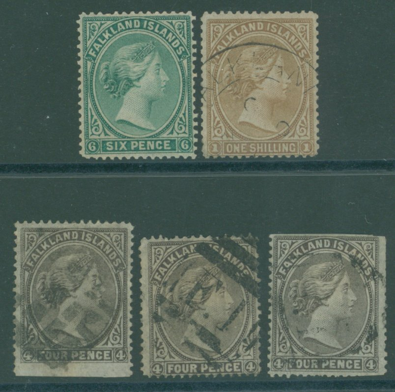 Lot 429 - falkland islands  -  Corbitts Sale #165