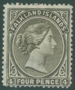 Lot 437 - falkland islands  -  Corbitts Sale #165