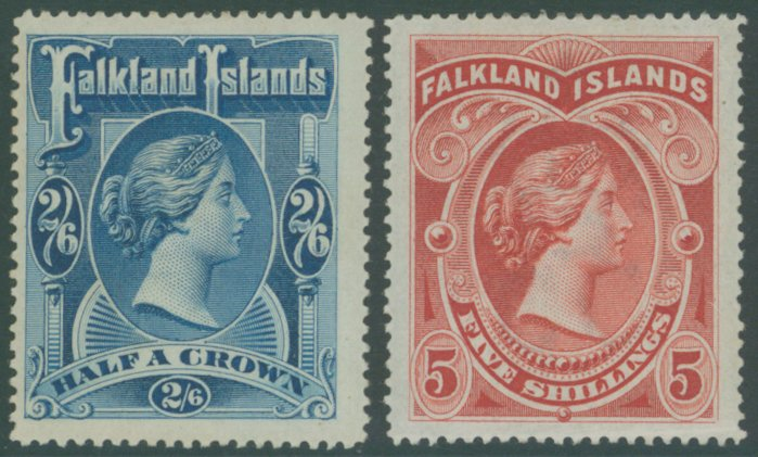 Lot 446 - falkland islands  -  Corbitts Sale #165