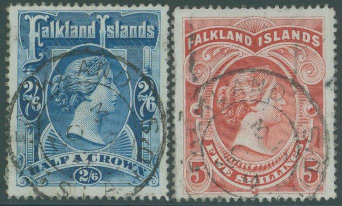 Lot 447 - falkland islands  -  Corbitts Sale #165