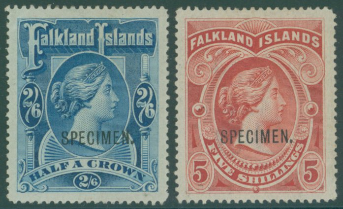 Lot 449 - falkland islands  -  Corbitts Sale #165