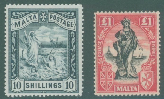 Lot 781 - Malta  -  Corbitts Sale #165