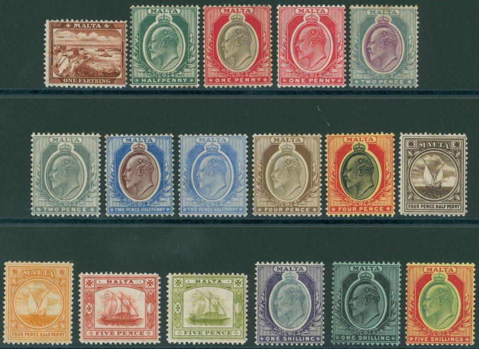 Lot 782 - Malta  -  Corbitts Sale #165