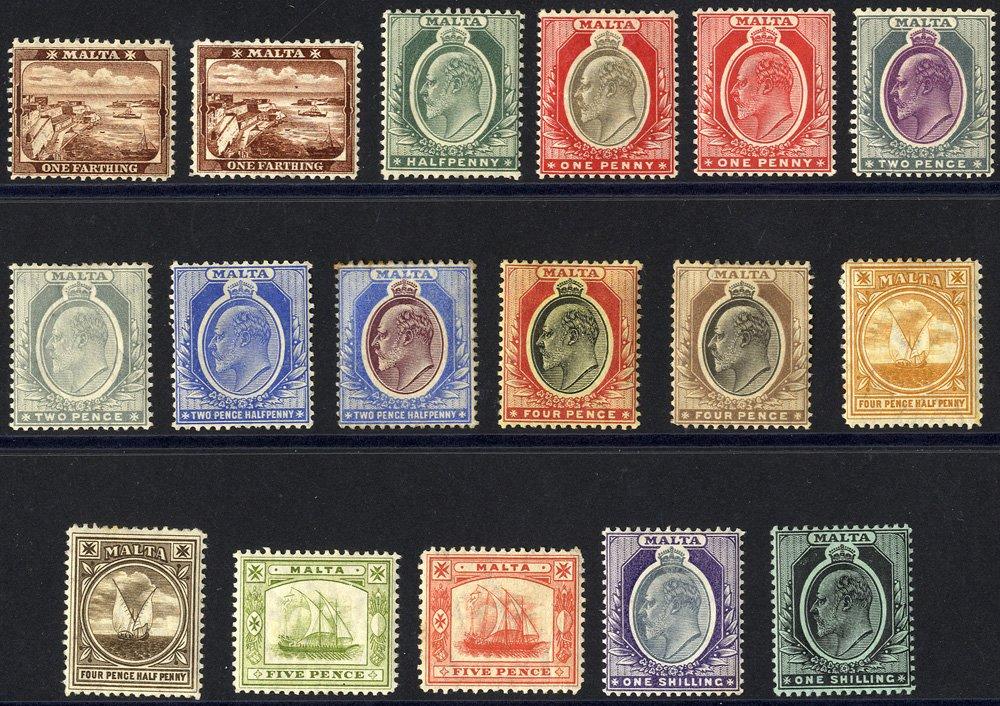 Lot 783 - Malta  -  Corbitts Sale #165