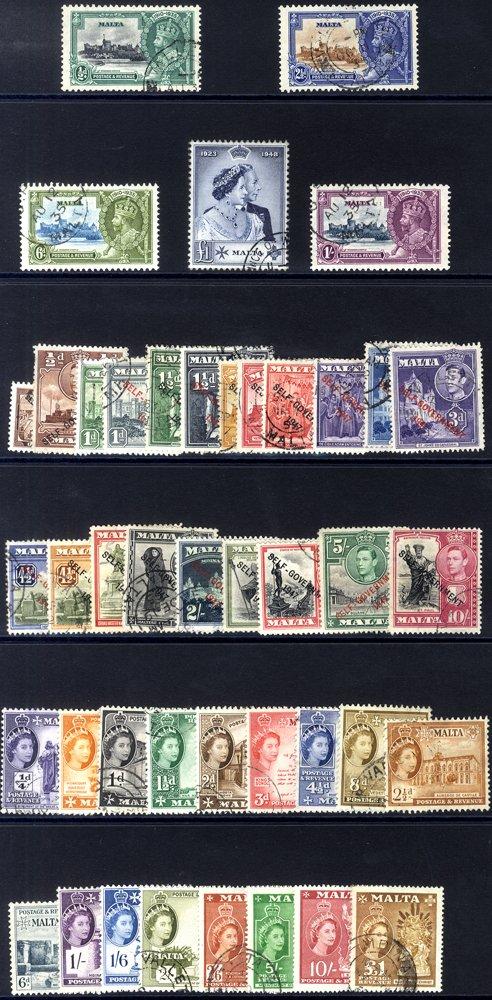 Lot 786 - Malta  -  Corbitts Sale #165