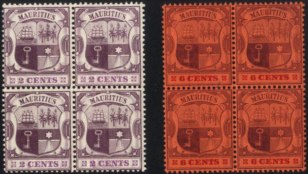 Lot 788 - Mauritius  -  Corbitts Sale #165